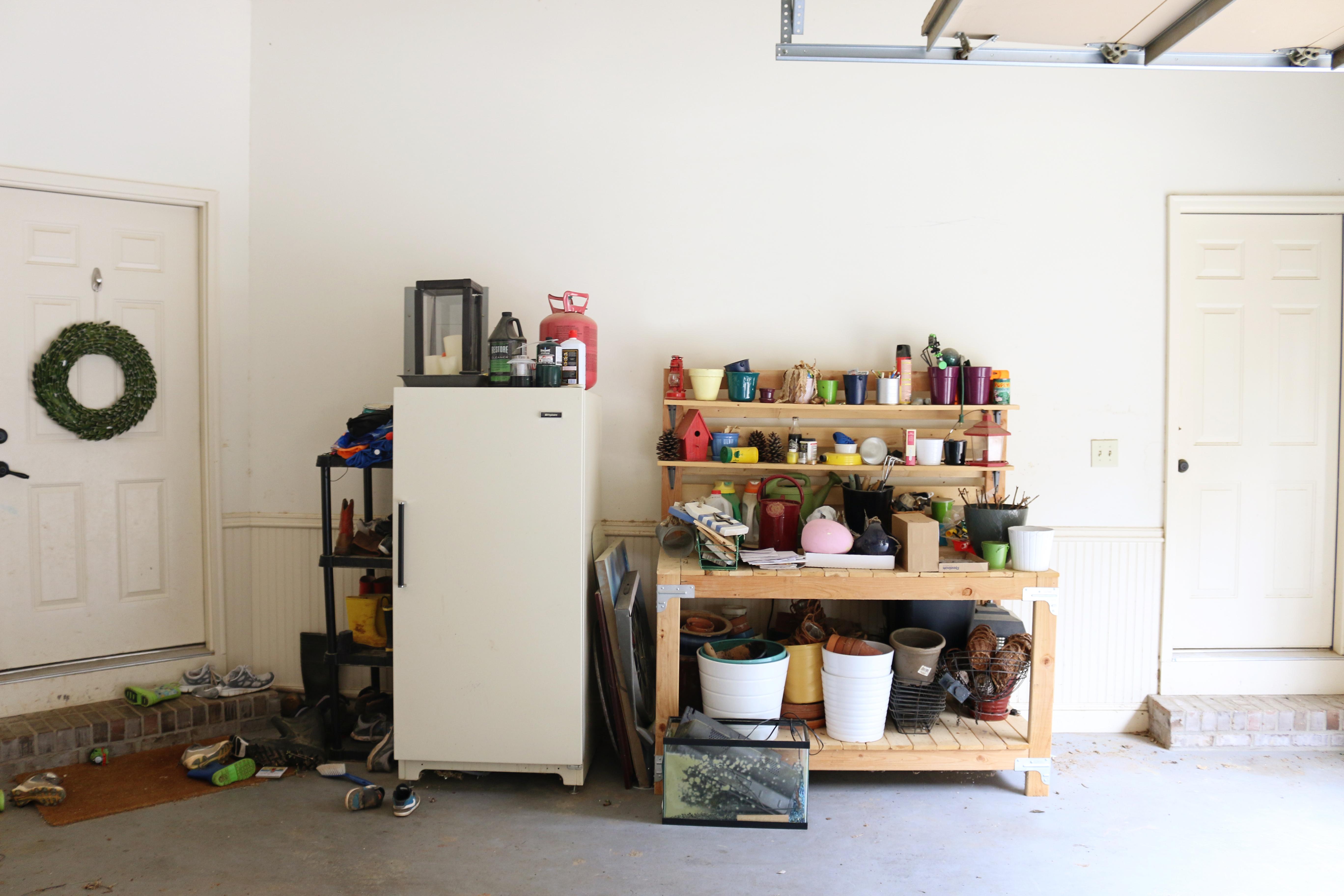Garage Reveal - Bower Power
