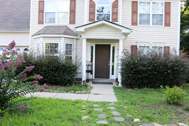 Curb Appeal Makeover - Bower Power