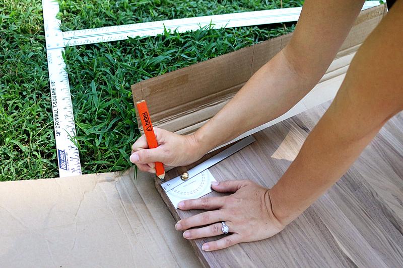 DIY Butcherblock countertops