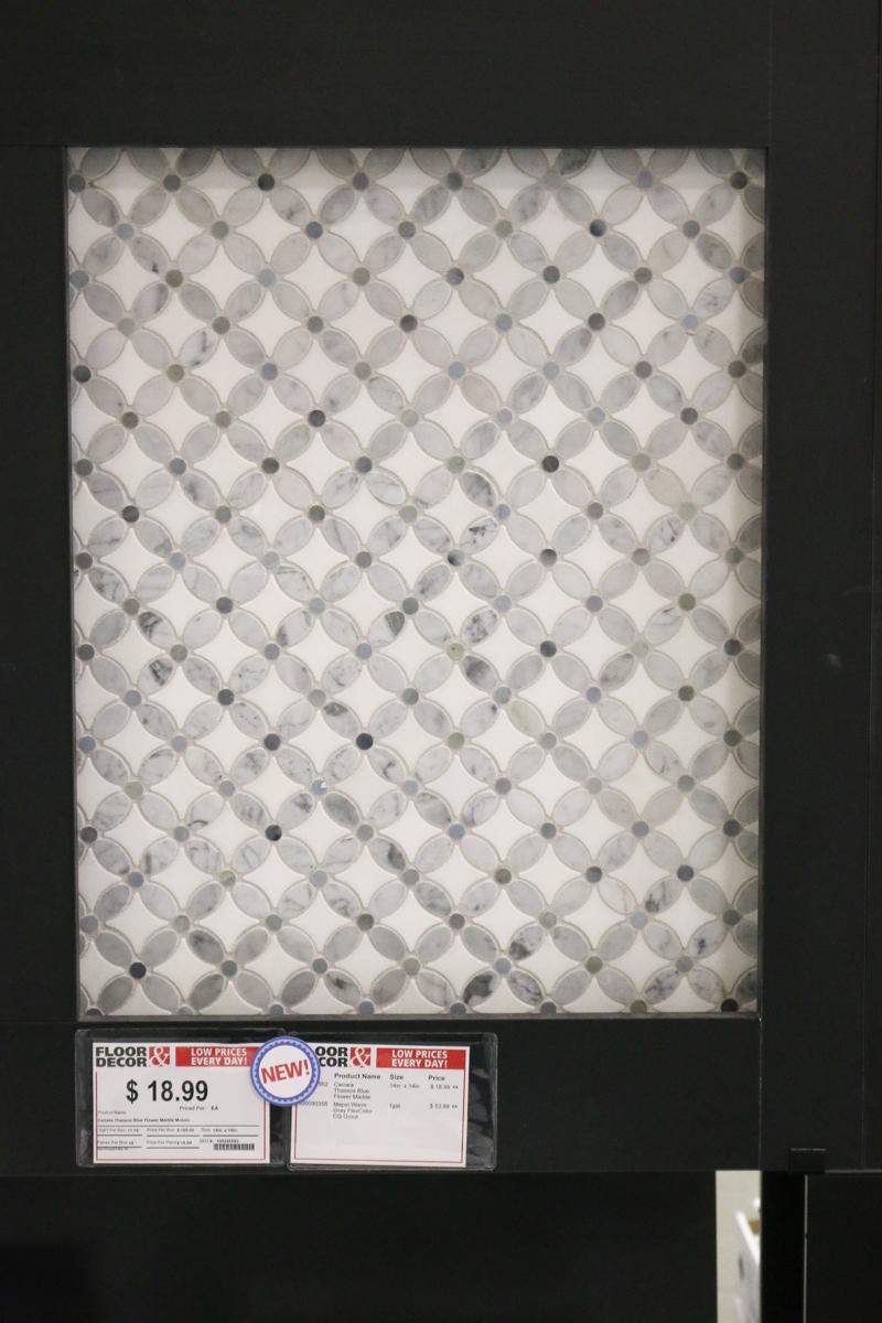 first floor bathroom Floor & Decor Bower Power-5