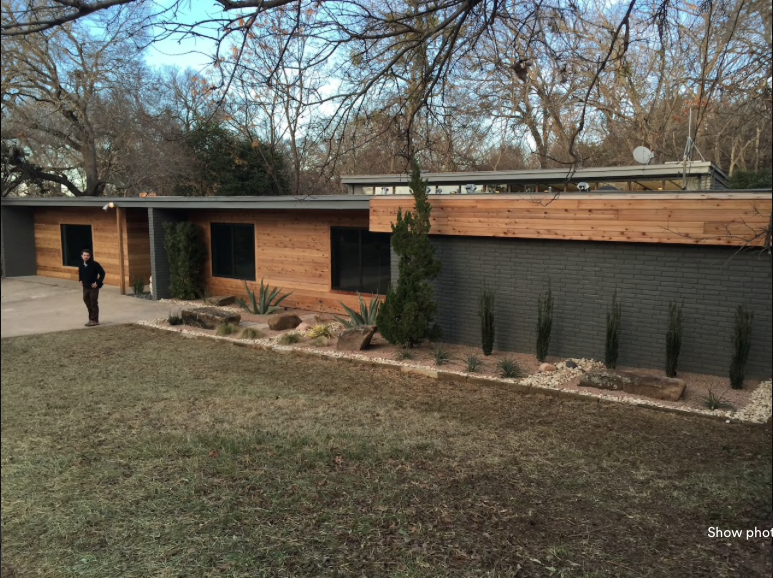 Fixer Upper Real Pictures Midcentury Modern Ranch