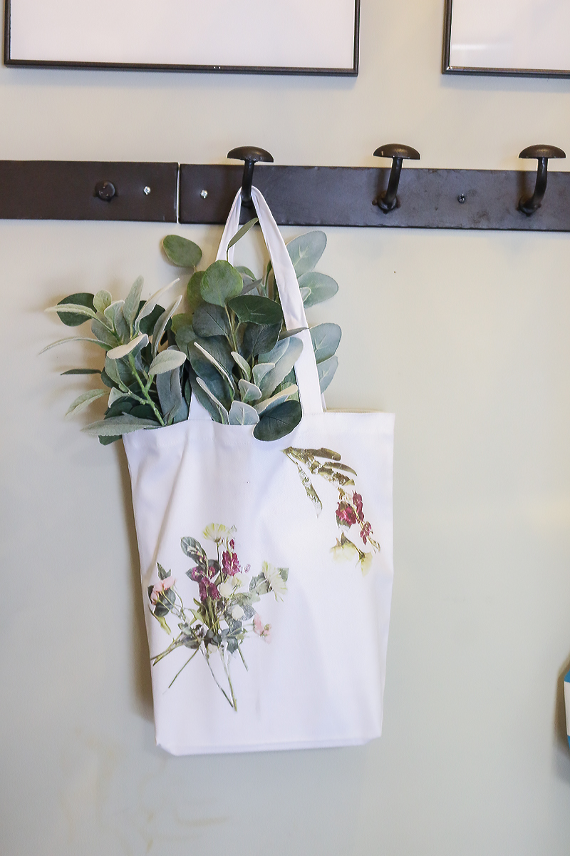 Floral Tote - Bower Power-2