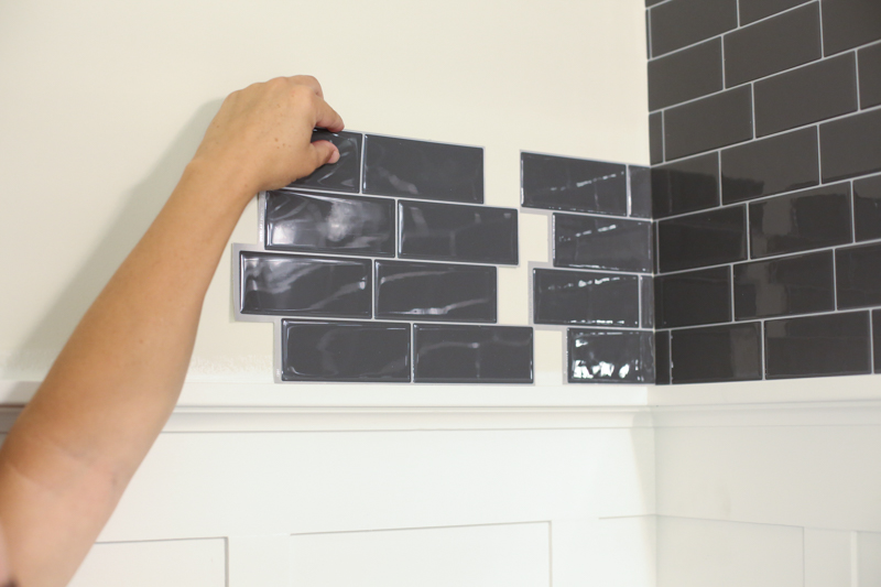Smart Tiles Bathroom Makeover - Bower Power-11