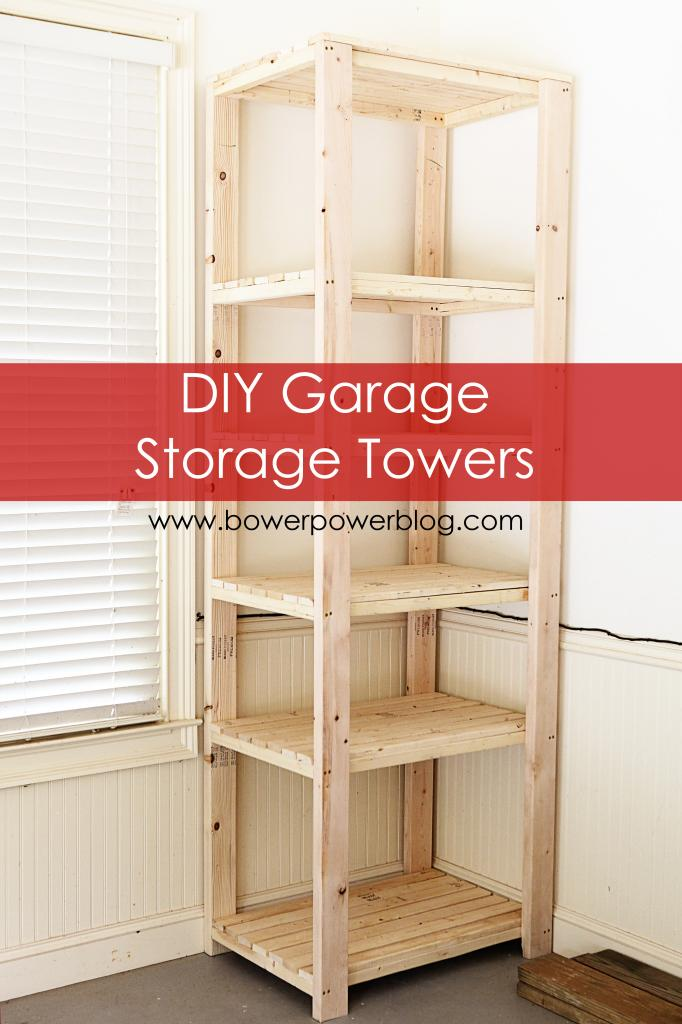Howto build tall garage storage shelves bower power so a little progress in the future bower workshop oh and big news this week we get to share what our secret project was it is so fun and exciting and solutioingenieria Gallery