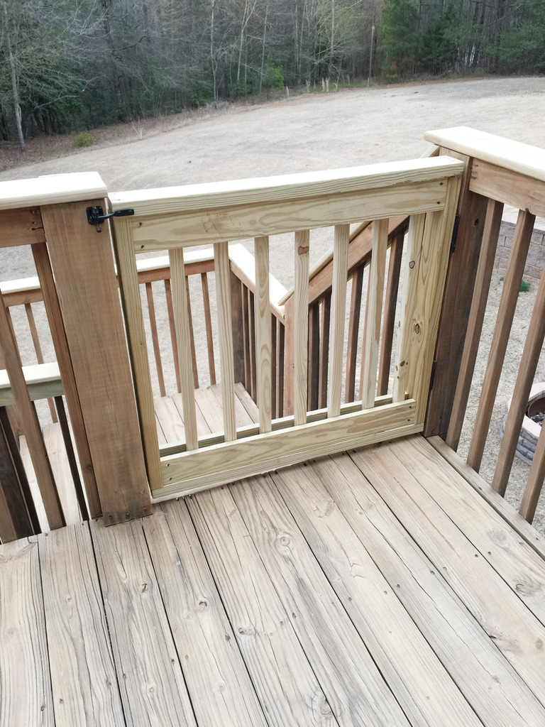 Baby Gate Building Bower Power