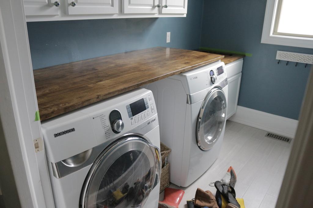 Laundry Room Storage Bower