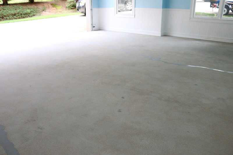 Rust-Oleum Rock Solid Garage Floor Gunmetal - Bower Power