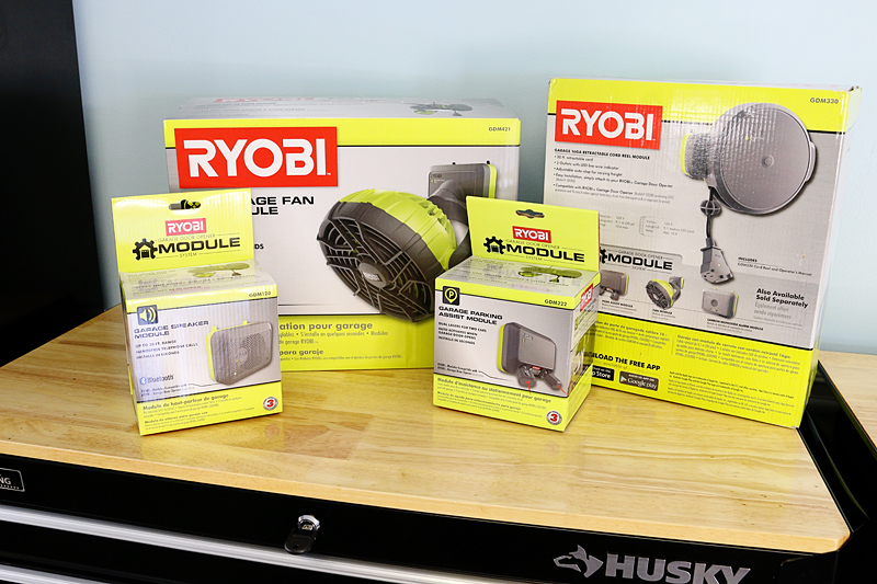 Ryobi Garage Door Opener - Bower Power