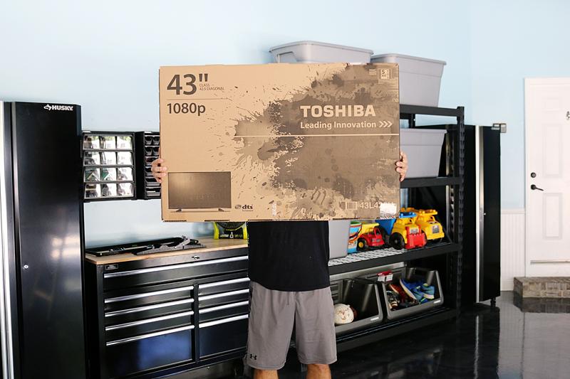 Garage Finishing Touches - Bower Power