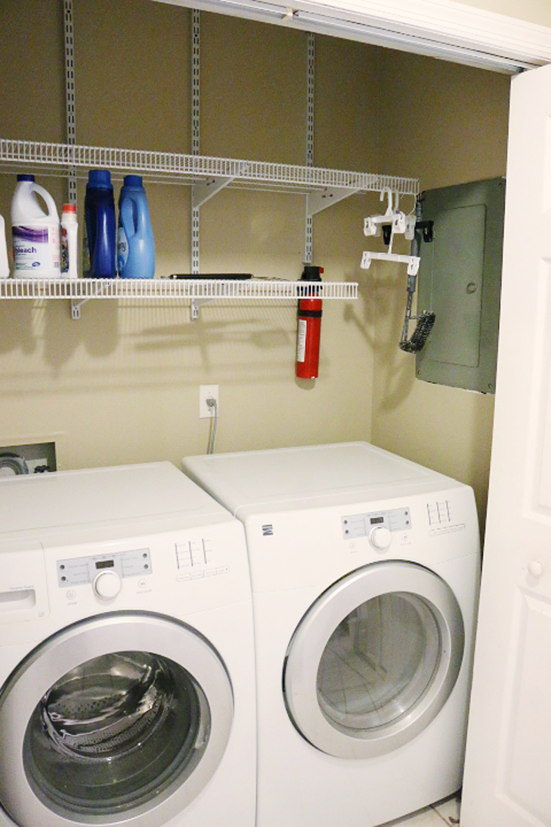 Pedraza Laundry Room - Bower Power