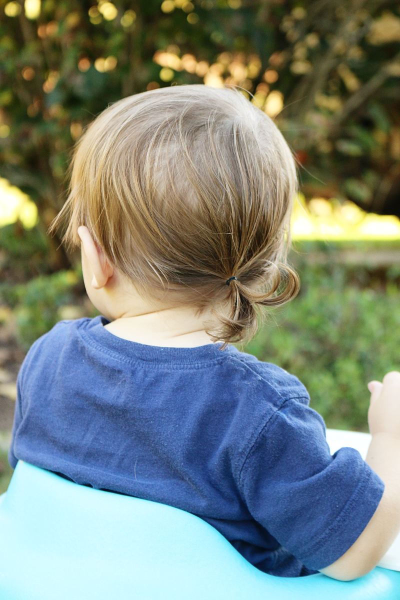 Max's First Haircut - Bower Power