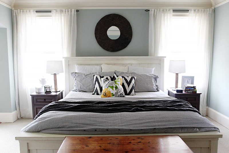 Our Master Bedroom Paint - Bower Power