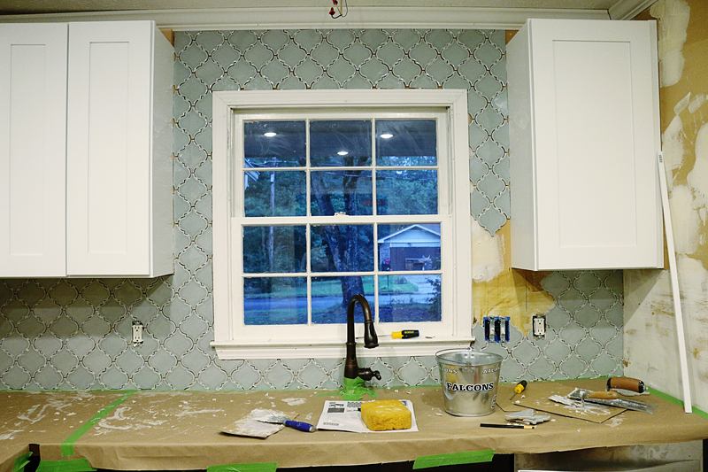 Pleasant Tile Around A Window How To And Picking Tile For The Pedrazas Beutiful Home Inspiration Cosmmahrainfo