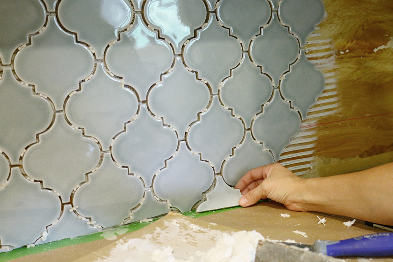 How to tile around a window - Bower Power