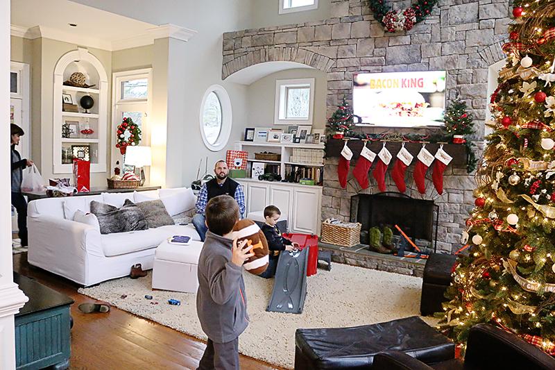 Real house tour - Christmas edition - Bower Power
