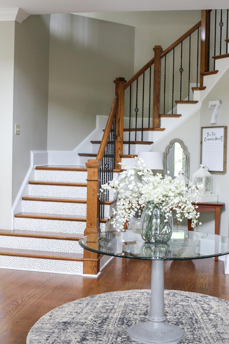 foyer rug option 1