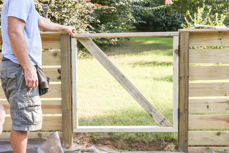 How to build Garden Gate - Bower Power