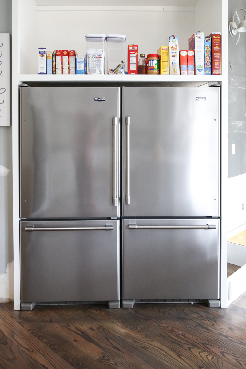 Two Fridges Side By Side Bindu Bhatia Astrology