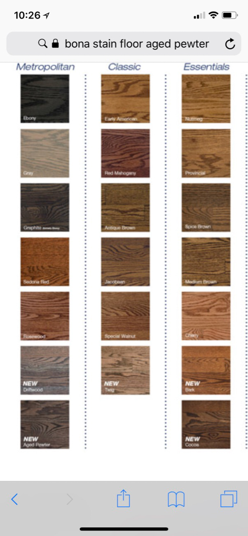 Wood Stain For Your Floors
