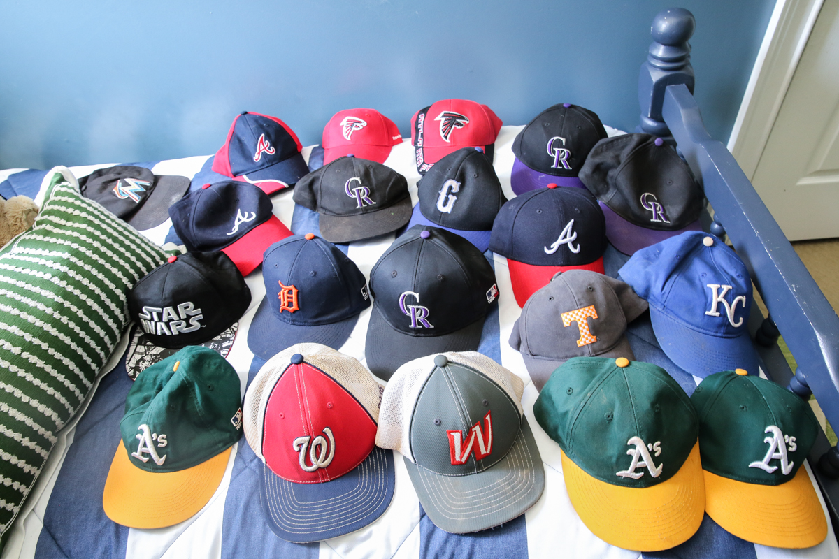 9b9e9531a126b Anyhoo….my favorite type of projects are filling a need and the hat  collection was definitely needing a place to go.