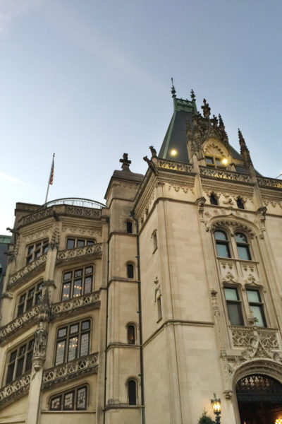 Building At The Biltmore – Travel Journal