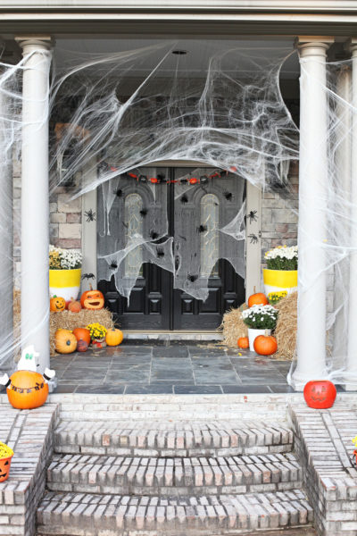 Our Halloween Decorations 2015