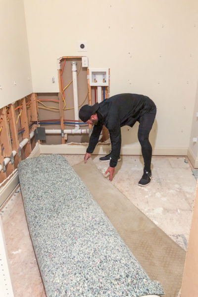 How To Remove Carpet (an EASY DIY!)